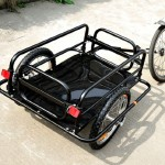 Aosom Bike Trailer