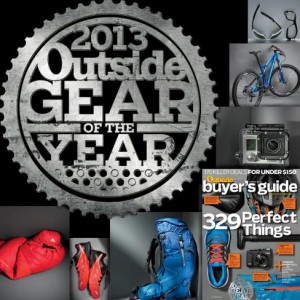 Outside Gear of the Year 2013 Buyer's Guide