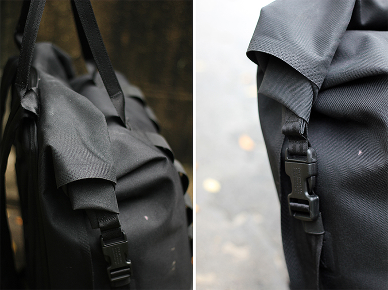 Chrome Rolltop Cycling BackPack