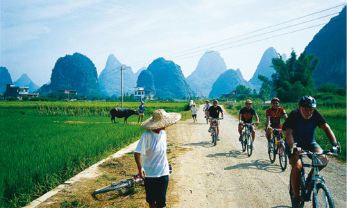 Vietnamese Cycling Tour