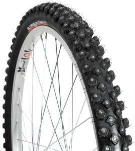 Nokian Studded Tires For Winter Cycling