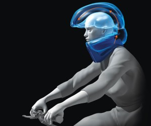 Technological Bicycle Helmet
