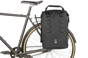 Waterproof Cycling Pannier For Winter Riding
