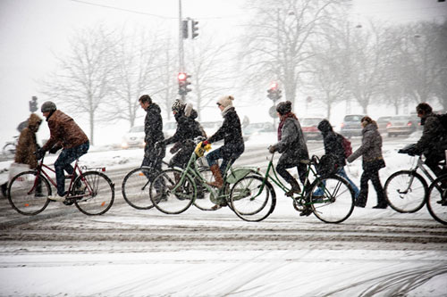 Winter Cycling Clothes and accessories
