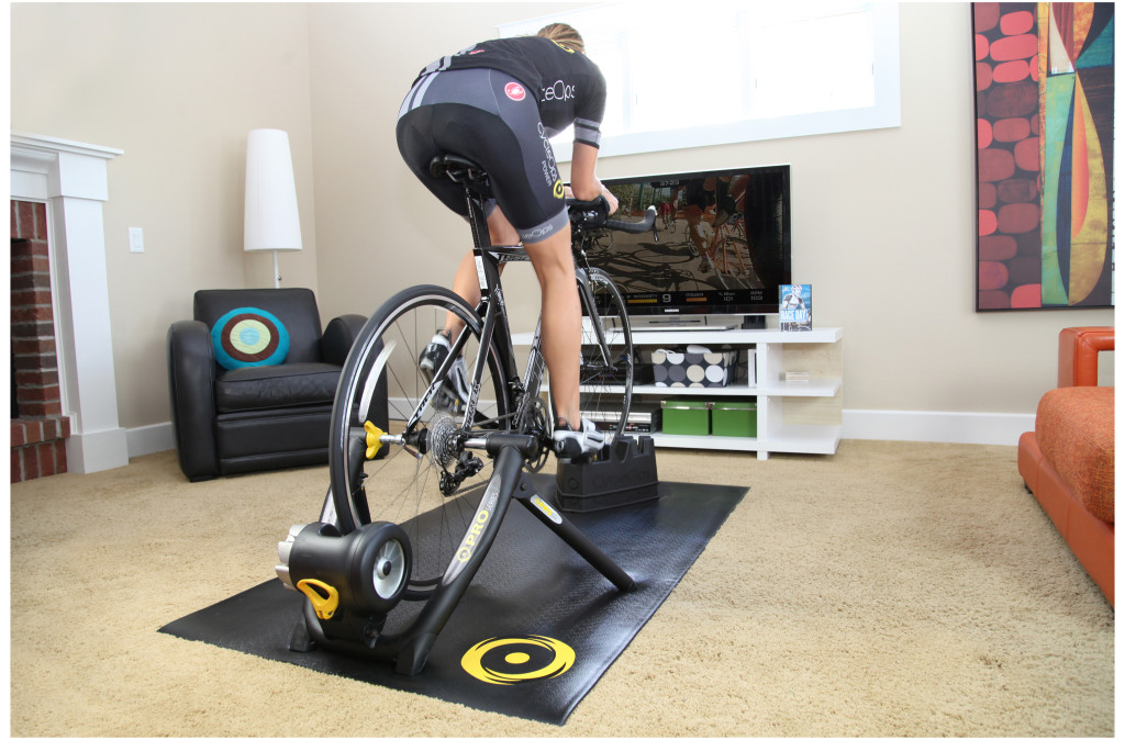 Bicycle Trainer For Indoor Biking