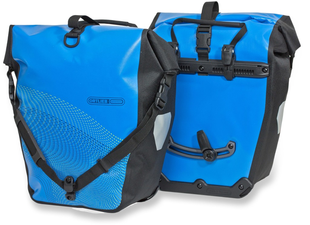 Ortlieb Back-Roller Design Panniers
