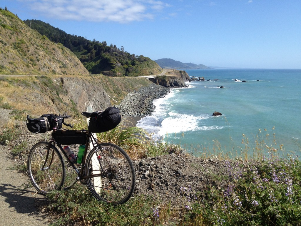 Bike Pacific Coast California The Pacific Coast Highway is